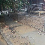 Sidewalk Repair at 29 Brington Rd