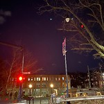 Streetlight at 1480–1530 Beacon St
