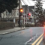 Traffic Signal at 143 Kent St