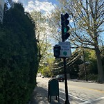 Traffic Signal at 173 Longwood Ave