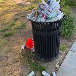 Trash/Recycling at 151–181 Summit Ave